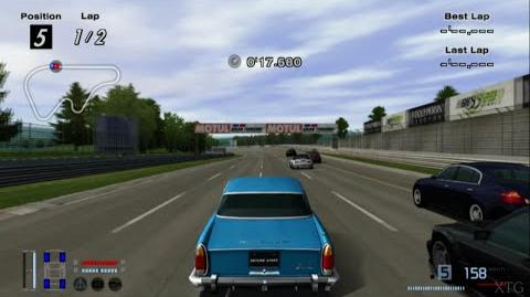 Gran Turismo 4 - Nissan SKYLINE Sport Coupe (BLRA-3) '62 HD PS2 Gameplay