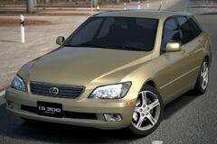 Lexus IS 300 Sport Cross '01