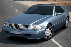 Mercedes-Benz SL 500 (R129) '98