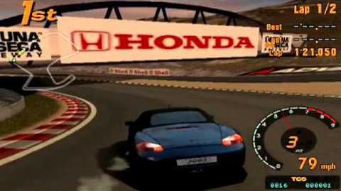 Gran Turismo 3 A-Spec (RUF 3400S)