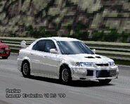 Mitsubishi Lancer Evolution VI RS '99 (GT2)