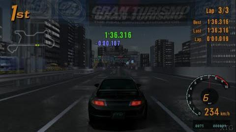 Gran Turismo 3 - Mitsubishi FTO GP Version R '97 PS2 Gameplay HD-0