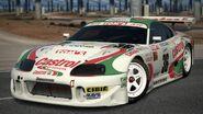 Toyota Castrol TOM'S SUPRA (JGTC) '97