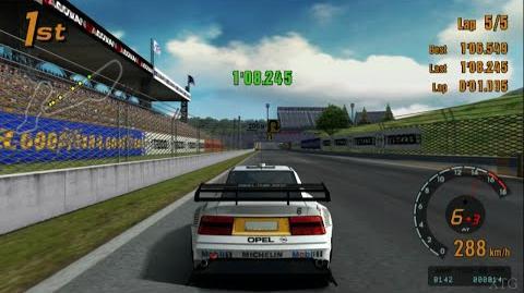 Gran Turismo 3 - Opel Calibra Touring Car PS2 Gameplay HD