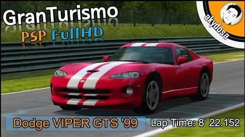 Gran Turismo Dodge VIPER GTS '99