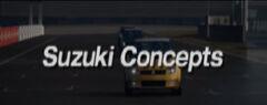 Suzuki Concepts