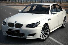 BMW M5 '08