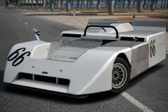 Chaparral 2J Race Car '70