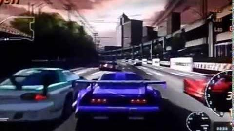 Gran Turismo 3 - Gameplay Honda Raybrig NSX