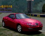Alfa Romeo GTV 3.0 V6 24V '98