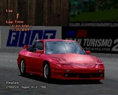 Nissan 200SX Type X (J) '96