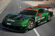 Mazda RX-7 LM Race Car (PS3)