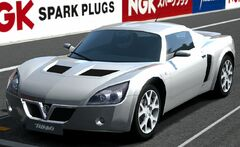 Vauxhall VX220 Turbo '00