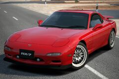 Mazda RX-7 Type R-S (FD, J) '95