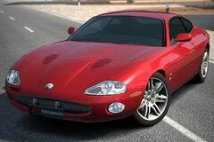 Jaguar XKR R Performance '02