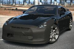 Nissan GT-R Black Mask '07