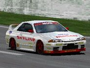 -R-Nissan SKYLINE GTS-t Type M (R32) '91 (GT1)