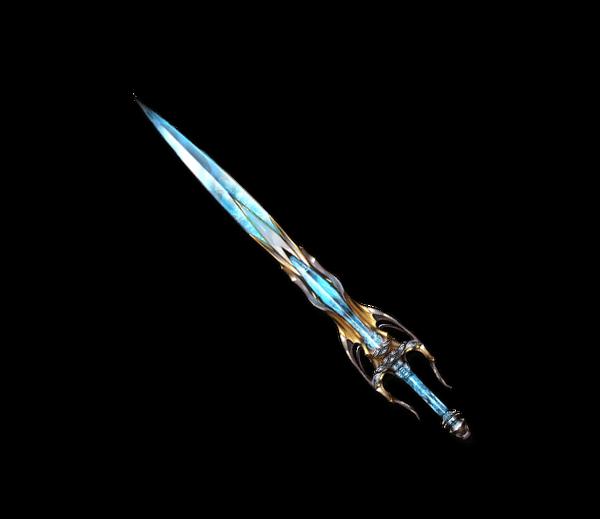 Hoarfrost Blade Persius