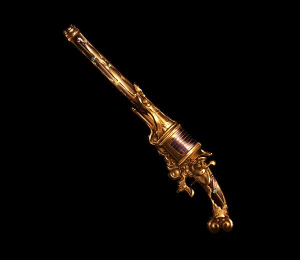 Ten-Wolf Gun