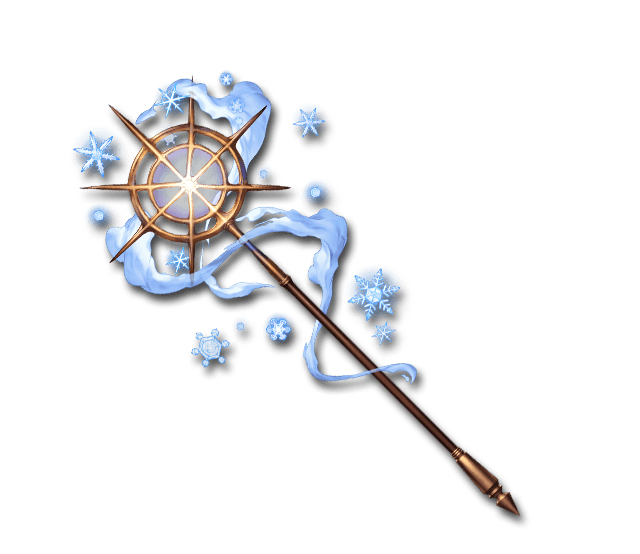Ice Crystal Staff | Granblue Fantasy Wikia | FANDOM ...