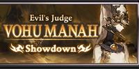 Vohu Manah Showdown