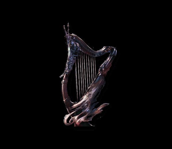 Celeste Harp Omega