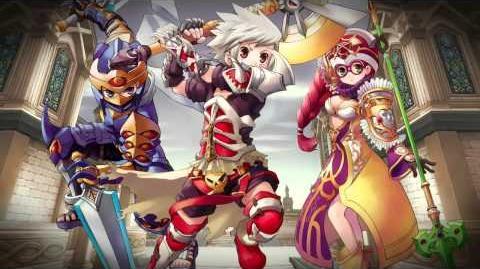 Grand Fantasia - Level 100 expansion