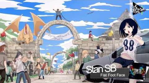 Drum & Bass - Stan SB - Flat Foot Face