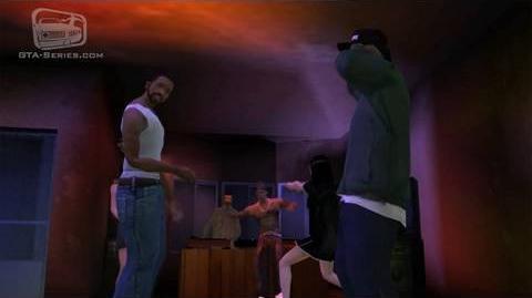 GTA San Andreas - Walkthrough - Mission 20 - House Party (HD)