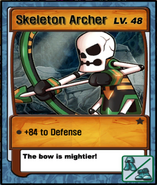 Lvl 48 - Skeleton Archer