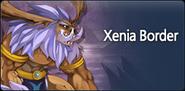Xenia Border