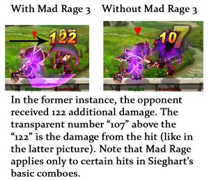 Sieg ST Mad Rage 3