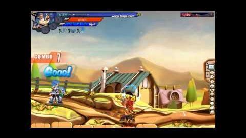 Grand Chase - Mari's Rune Caster and Gunslinger Machinery Crates