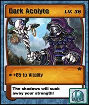 Lvl 36 - Dark Acolyte
