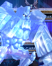 Destructive Ice Golem