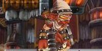 Fire Hammer Torchman