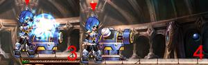 Rune Caster Level 1 Turret +