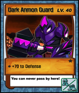 Lvl 40 - Dark Anmon Guard