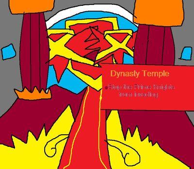 Dynasty Temple