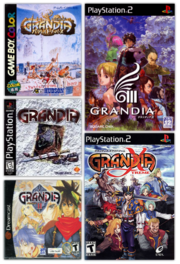 Grandia Cover Mix