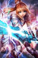 Celes, Defensive Knight +2