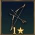 Short Bow Icon