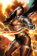 Tilra, Knight of Iron +2
