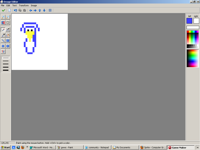 File:An unfinished sprite of a penguin.png