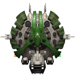 Tribe Tranquility Frigate