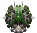 Tribe Tranquility Frigate Hull