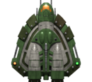 Tribe Heaven Fighter Hull