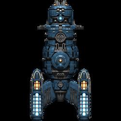 Federation Fox Frigate