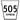 RegRd 505E