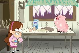 File:Mabel and Waddles-Gravity Falls .jpeg